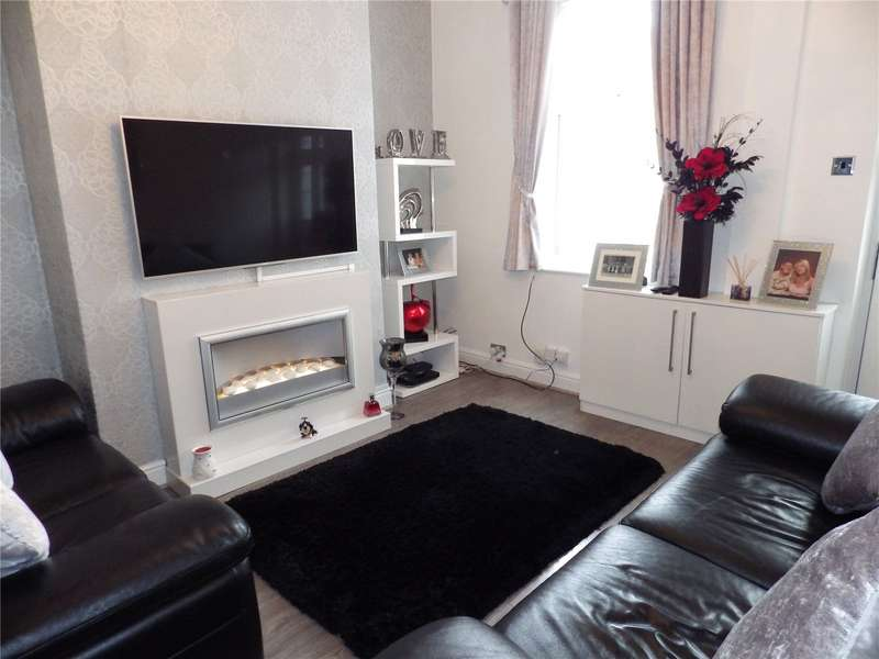 2 Bedrooms Terraced House for sale in Curzon Road, Ashton-under-Lyne, Greater Manchester, OL6