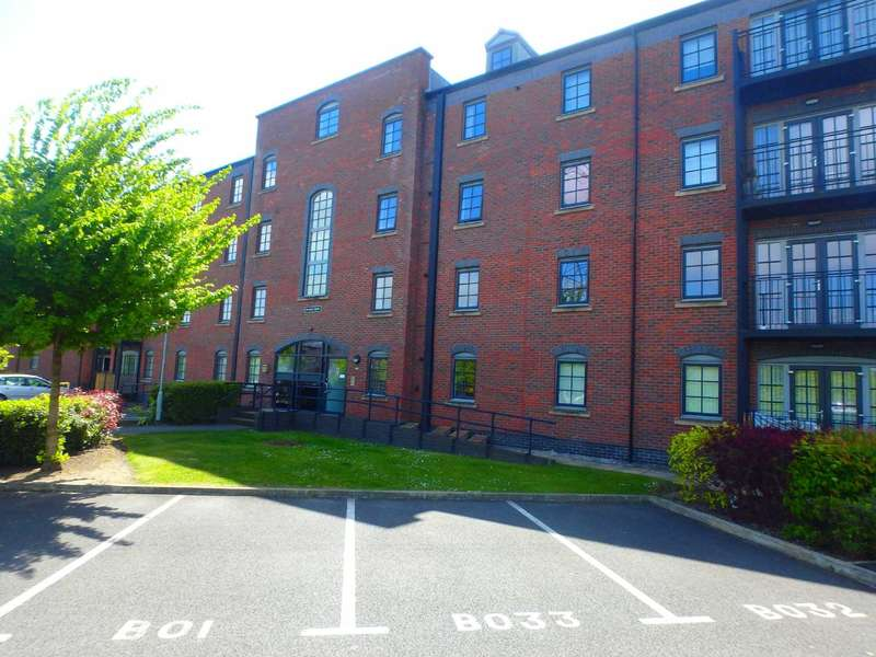 1 Bedroom Flat for sale in Boteler Court, Warrington