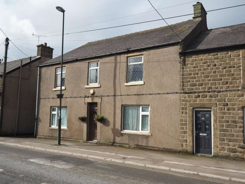 3 Bedrooms Apartment Flat for sale in Hallsteads, Dove Holes, High Peak, Derbyshire, SK17 8BW