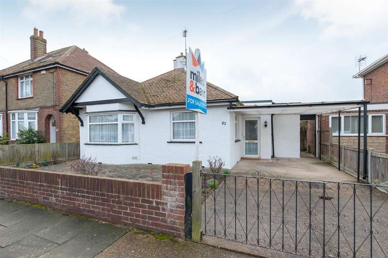 3 Bedrooms Detached Bungalow for sale in King Edward Road, Birchington