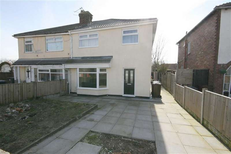 3 Bedrooms Semi Detached House for sale in Sandbrook Road, Ainsdale, Southport