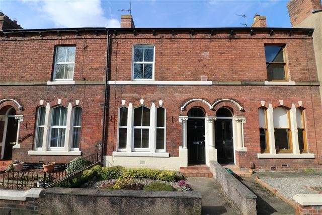 2 Bedrooms Terraced House for sale in Church Street, Stanwix, Carlisle, Cumbria, CA3 9DJ
