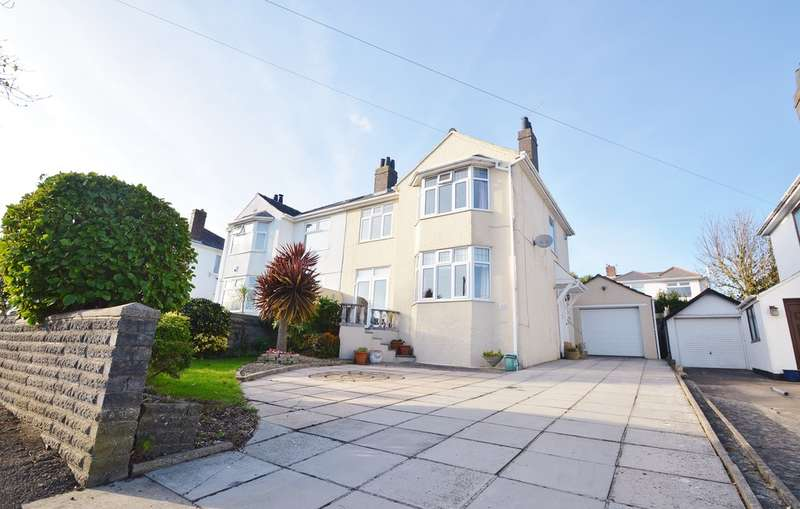 3 Bedrooms Semi Detached House for sale in Porth-Y-Castell, Barry, Vale of Glamorgan, CF62 6QD