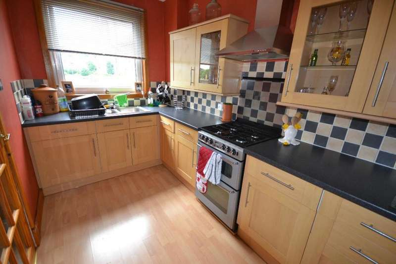 3 Bedrooms Flat for sale in 16/5, Oliver Crescent Hawick, TD9 9BQ