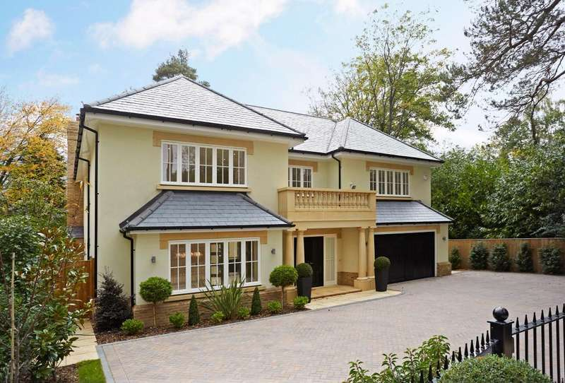 7 Bedrooms Detached House for sale in Ravensdale Road, Ascot