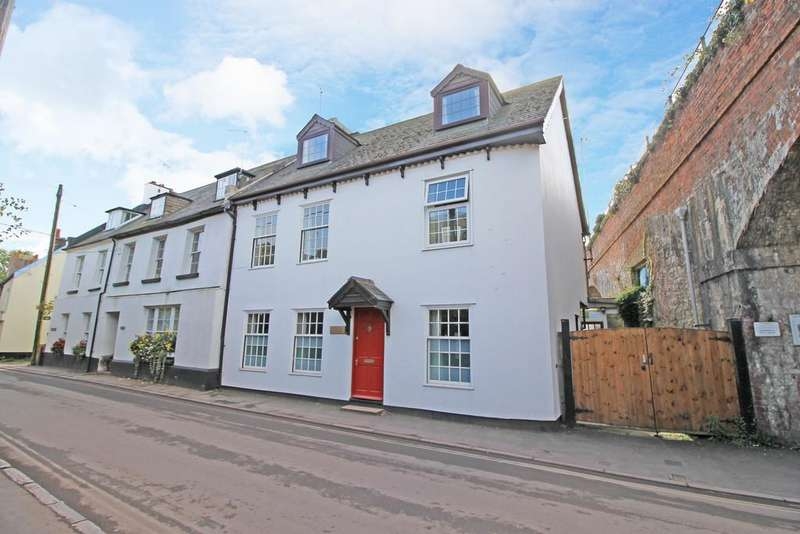 4 Bedrooms Cottage House for sale in The Strand, Lympstone