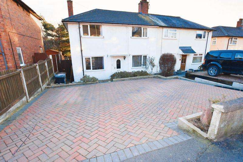 3 Bedrooms Semi Detached House for sale in Brunswick Street, Congleton