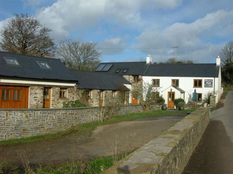 7 Bedrooms Detached House for sale in Dale, Haverfordwest