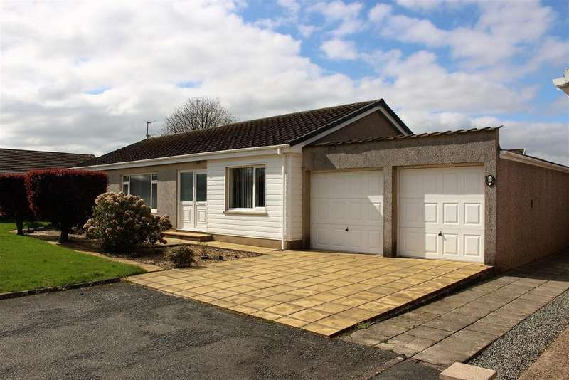 3 Bedrooms Bungalow for sale in Lindsway Park, Haverfordwest