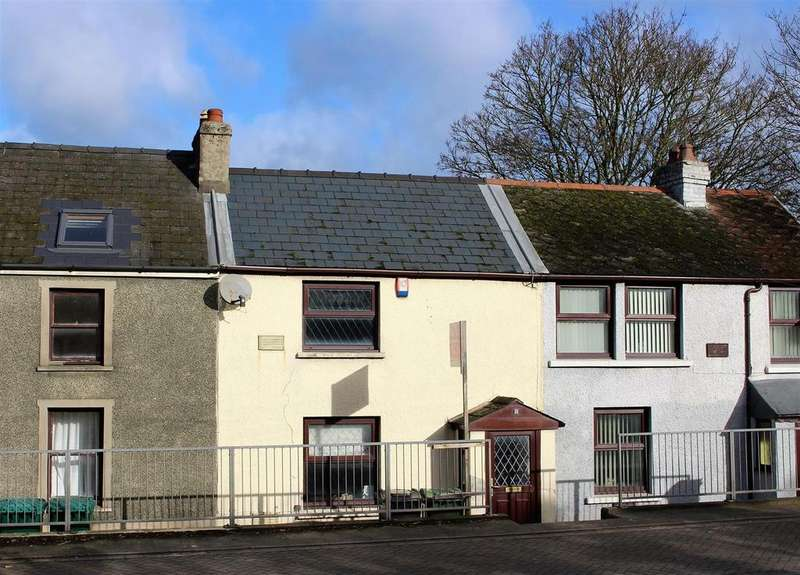 2 Bedrooms Terraced House for sale in Narberth Road, Haverfordwest