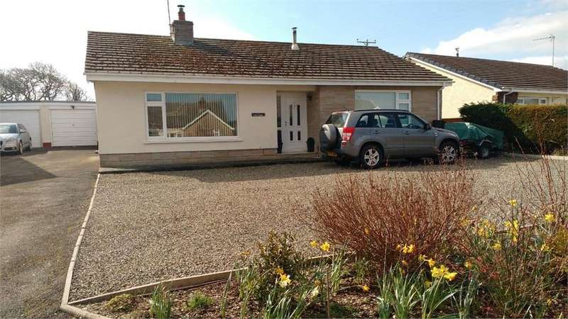 3 Bedrooms Detached Bungalow for sale in Cilgerran Road, Penybryn, Cardigan, Pembrokeshire