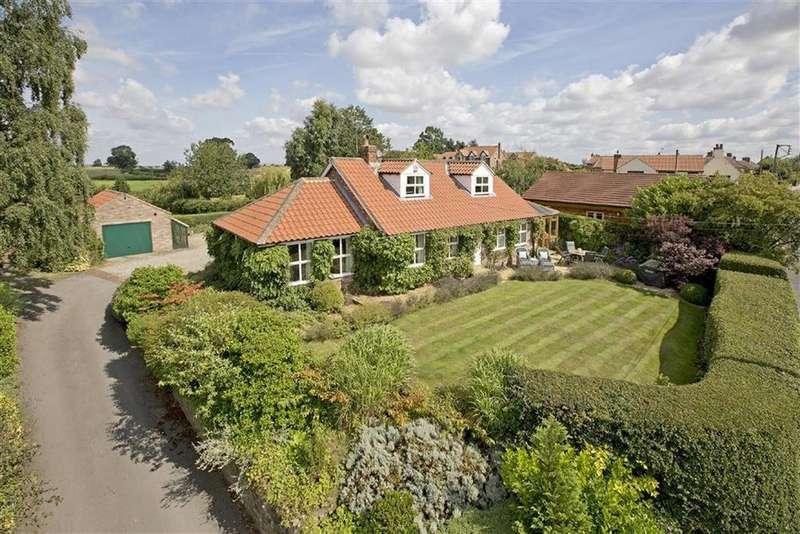 5 Bedrooms Detached House for sale in Arkendale, Knaresborough, North Yorkshire