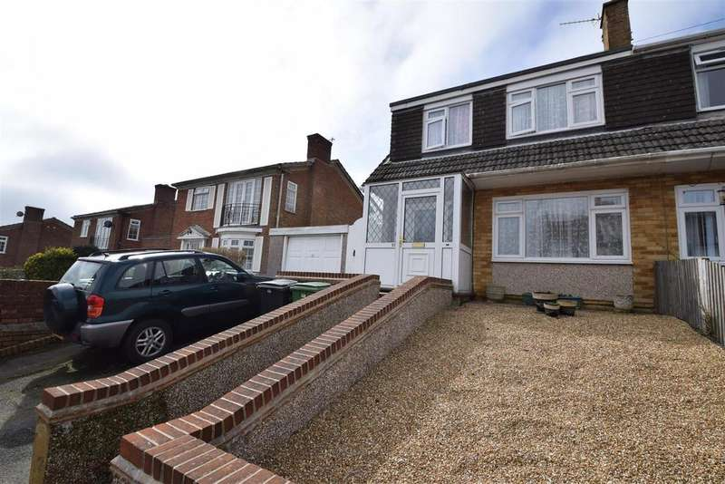 3 Bedrooms Semi Detached House for sale in Harrow Lane, St. Leonards-On-Sea