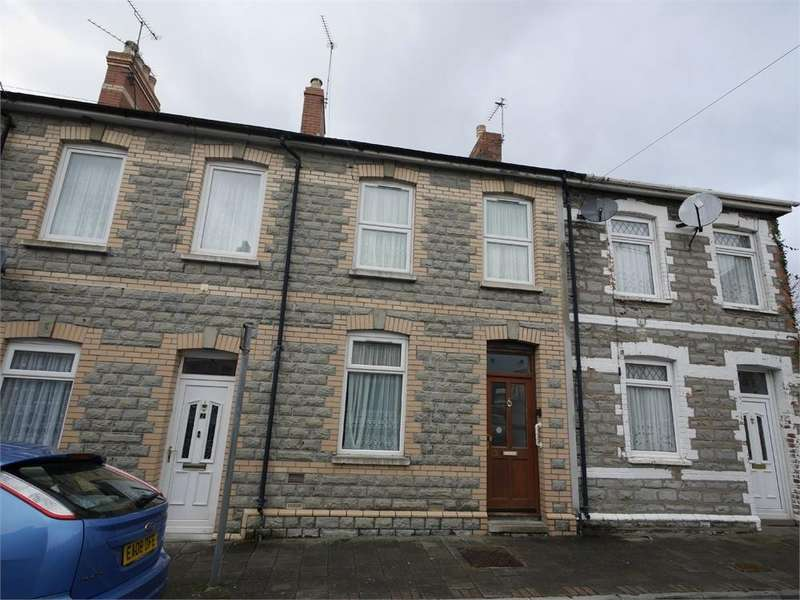 3 Bedrooms Terraced House for sale in Salop Place, Penarth