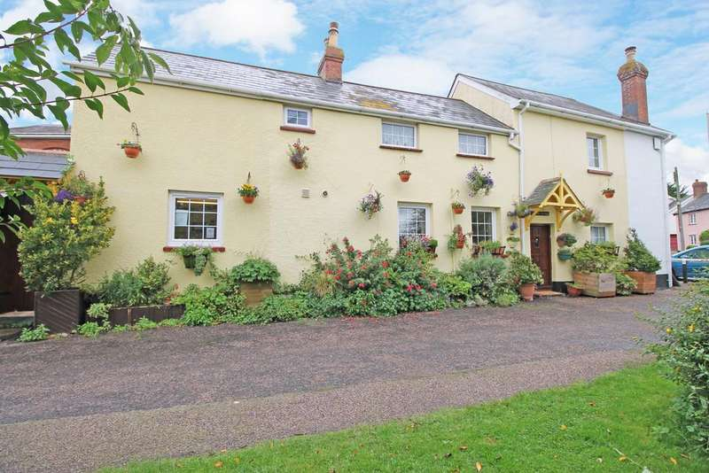 4 Bedrooms Cottage House for sale in Castle Cottages, Woodbury