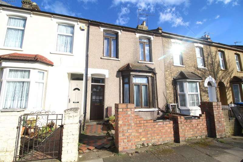 3 Bedrooms Terraced House for sale in Wellington Avenue, Edmonton, N9