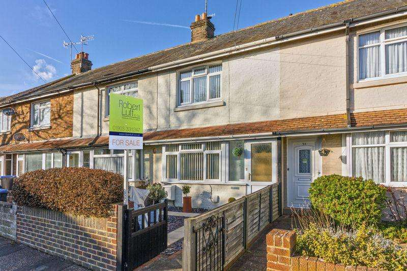 2 Bedrooms Terraced House for sale in Leigh Road, Worthing