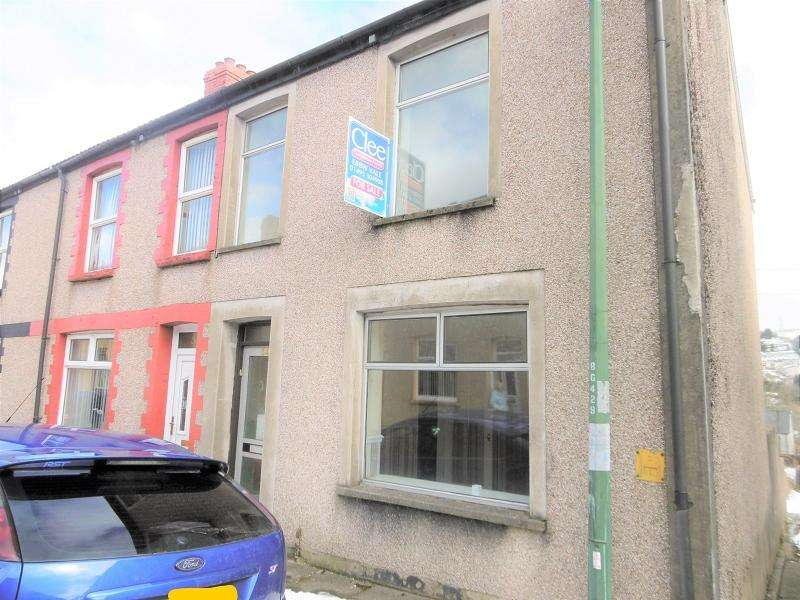 4 Bedrooms End Of Terrace House for sale in Harcourt Street, Ebbw Vale, Blaenau Gwent.