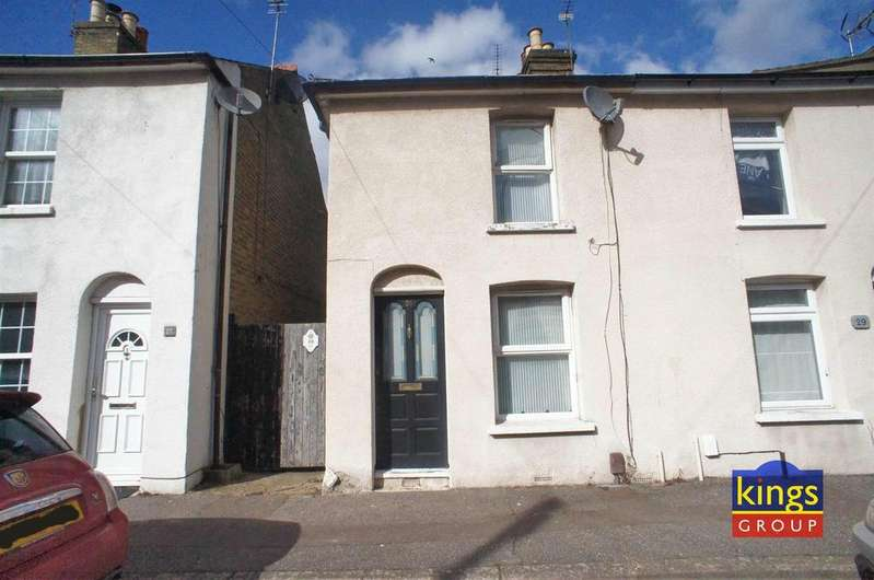 2 Bedrooms End Of Terrace House for sale in Greenfield Street, Waltham Abbey