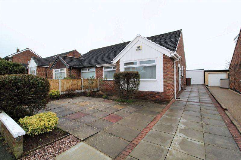 2 Bedrooms Bungalow for sale in Nelson Drive, Pensby