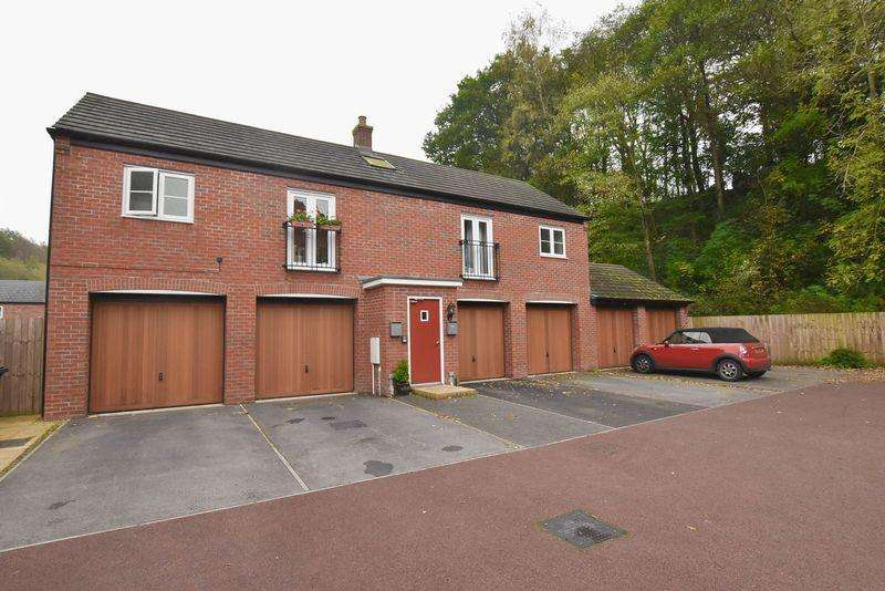 1 Bedroom Apartment Flat for sale in Bath Vale, Congleton