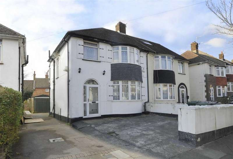 3 Bedrooms House for sale in Poplar Avenue, Hove