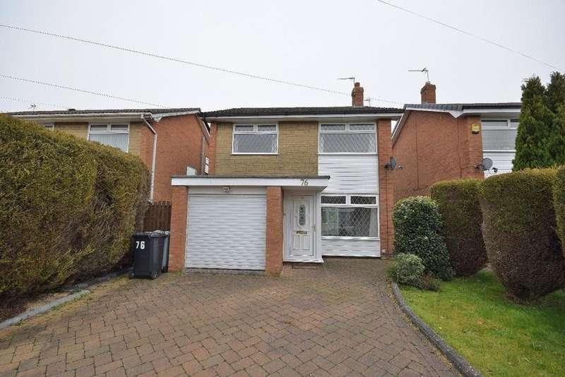 3 Bedrooms Detached House for sale in Mallard Crescent, Poynton