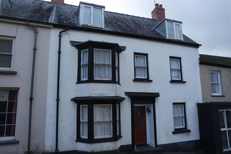 4 Bedrooms Terraced House for rent in Tower Hill, Haverfordwest