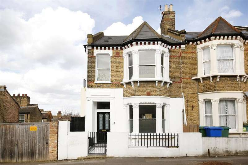4 Bedrooms End Of Terrace House for sale in Lyndhurst Grove, Peckham, London, SE15