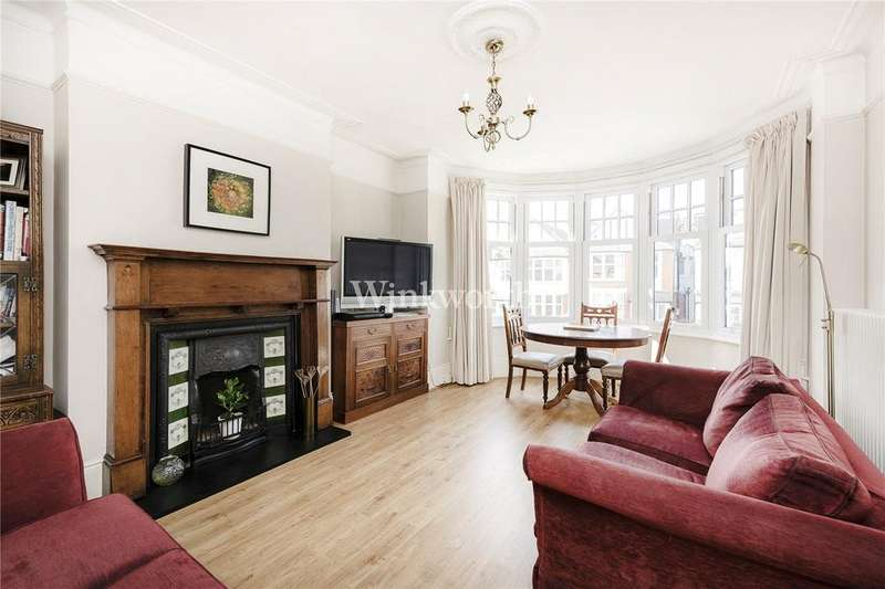 3 Bedrooms Flat for sale in St. Georges Road, London, N13
