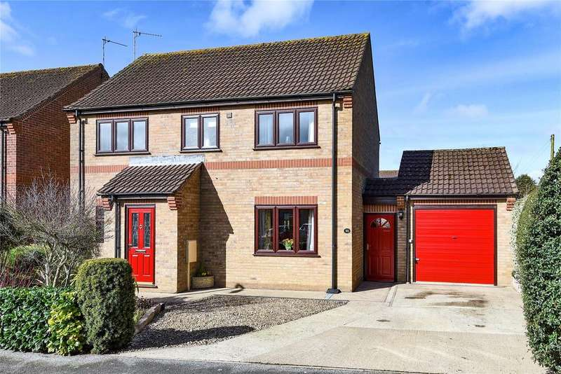 4 Bedrooms Detached House for sale in Banovallum Gardens, Horncastle, LN9