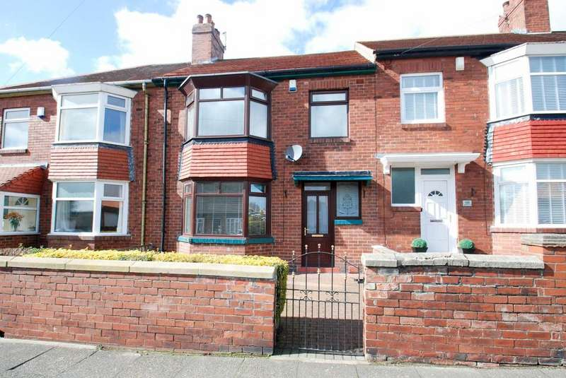 3 Bedrooms Terraced House for sale in Reading Road, South Shields