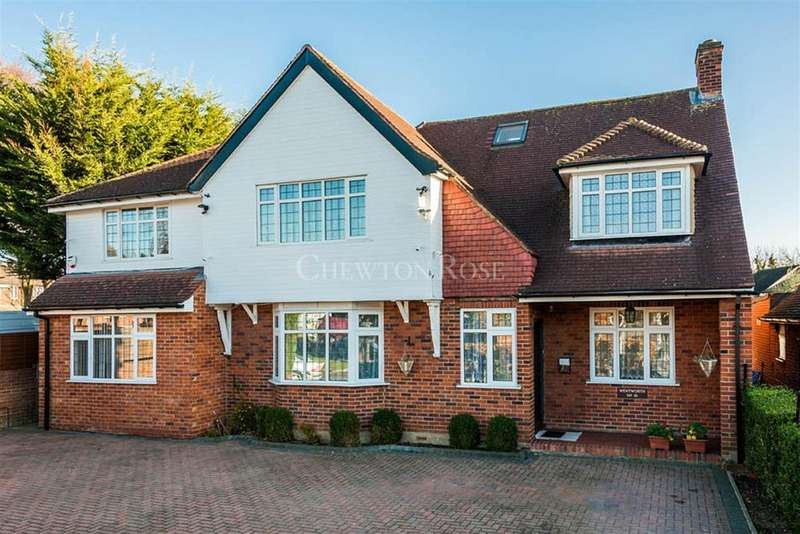 5 Bedrooms Detached House for sale in Rambler Lane, Langley