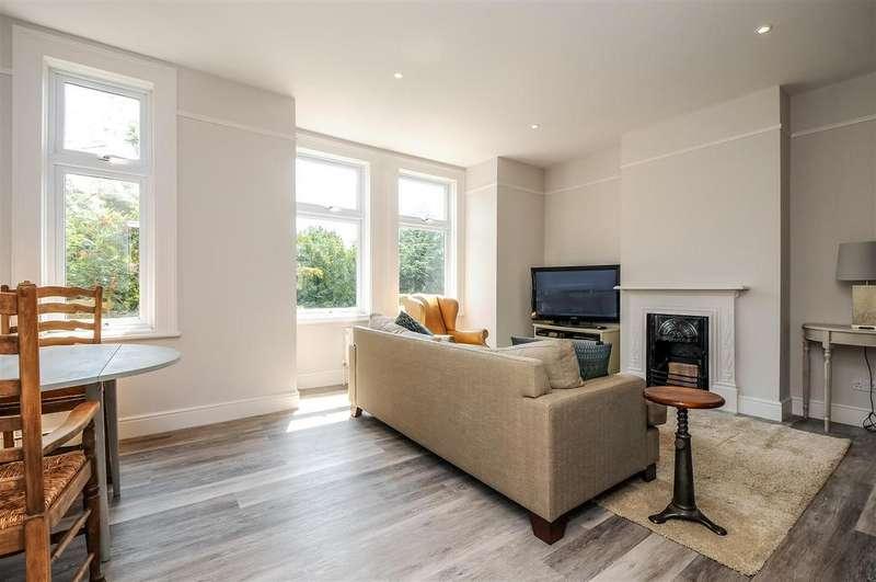 3 Bedrooms Maisonette Flat for sale in North Worple Way, Mortlake