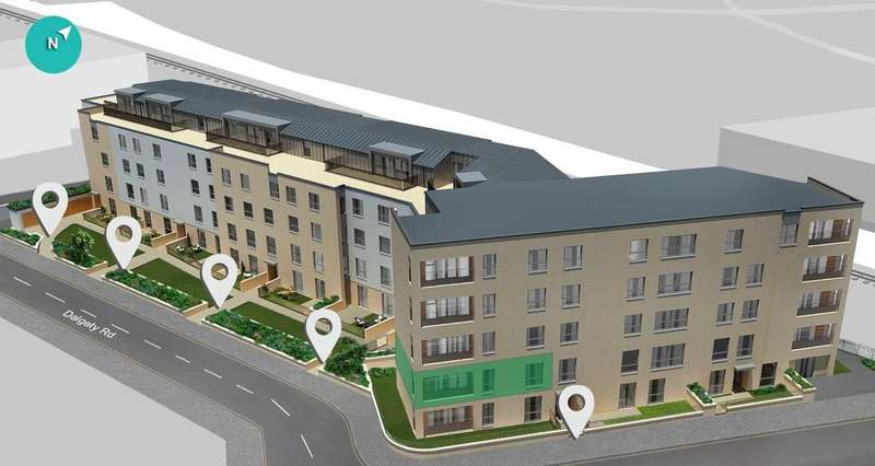 2 Bedrooms Flat for sale in Plot 39, Marionville Road, Edinburgh