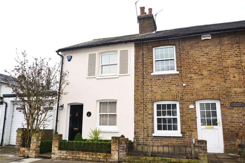 2 Bedrooms House for sale in Church Road, Watford, Herts, WD17