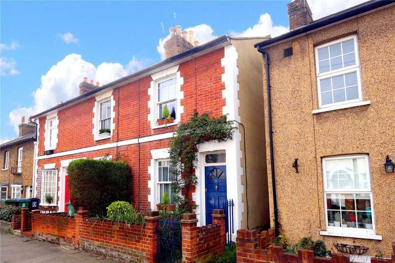 2 Bedrooms House for sale in Church Road, Nascot Village, Watford, Herts, WD17