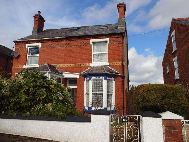 3 Bedrooms Semi Detached House for sale in Bewdley Hill, Kidderminster DY11 6BS