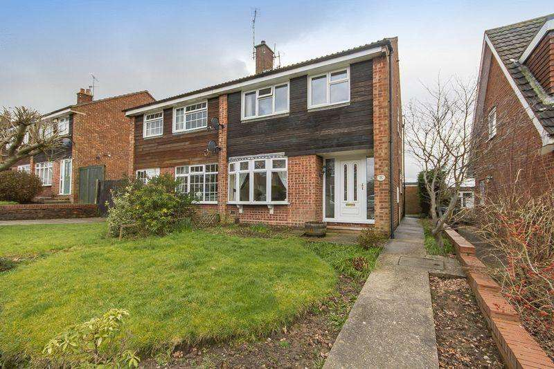 3 Bedrooms Semi Detached House for sale in CHILSON DRIVE, MICKLEOVER