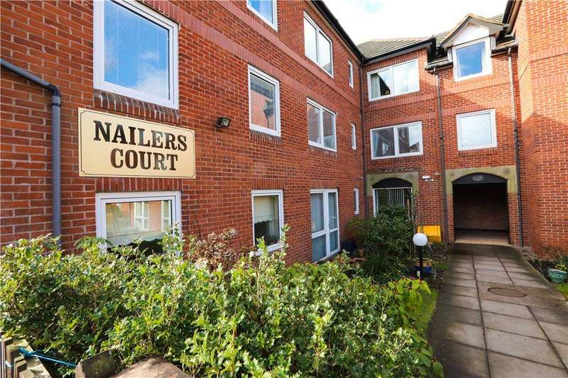 1 Bedroom Apartment Flat for sale in Nailers Court, Ednall Lane, Bromsgrove, B60
