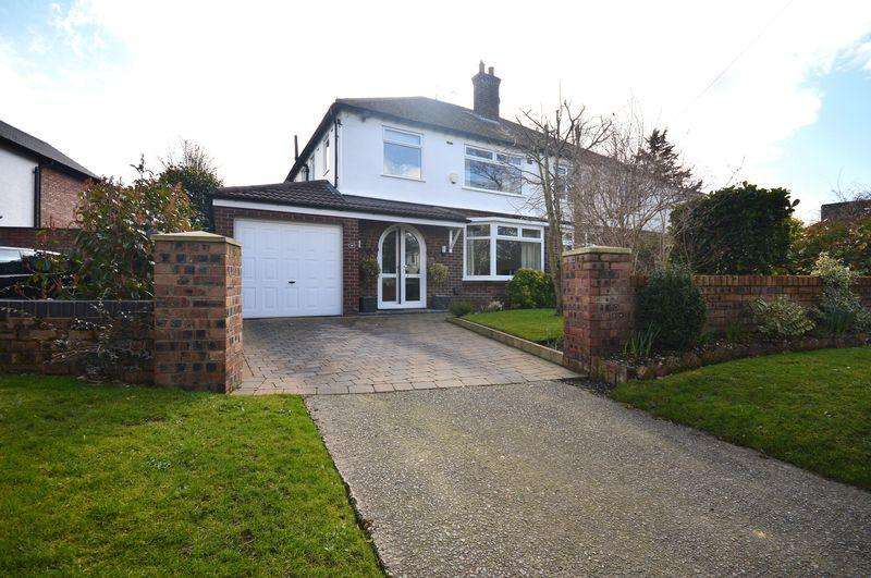 3 Bedrooms Semi Detached House for sale in Aigburth Hall Road, Aigburth