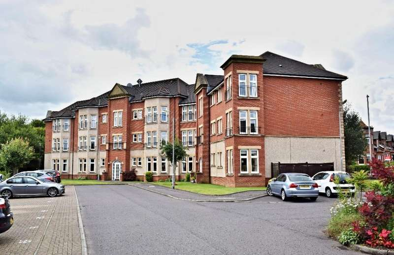 2 Bedrooms Apartment Flat for rent in Millbrae Court, Ayr, Ayrshire, KA7 3GT