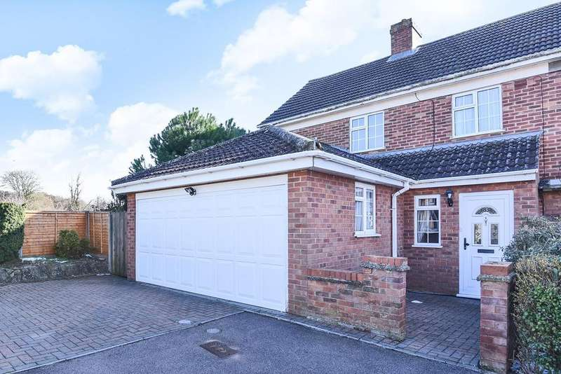 3 Bedrooms End Of Terrace House for sale in Spensley Road, Westoning, MK45