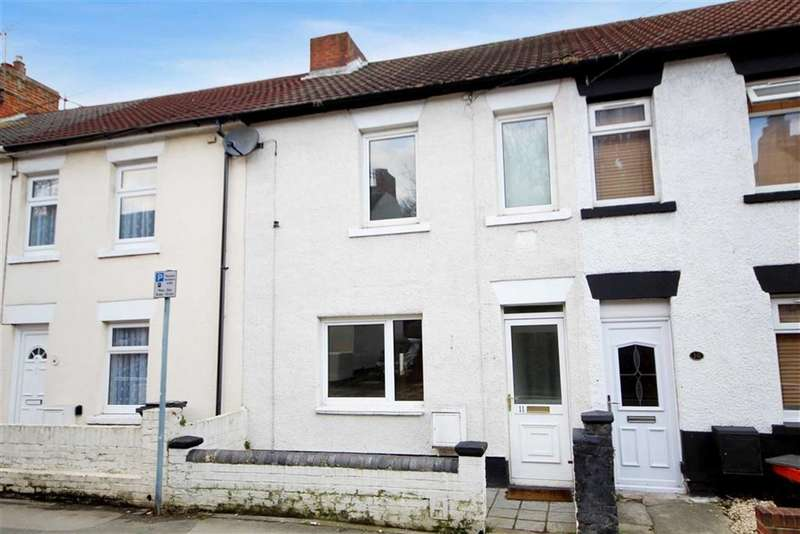 2 Bedrooms Terraced House for sale in Radnor Street, Old Town, Swindon