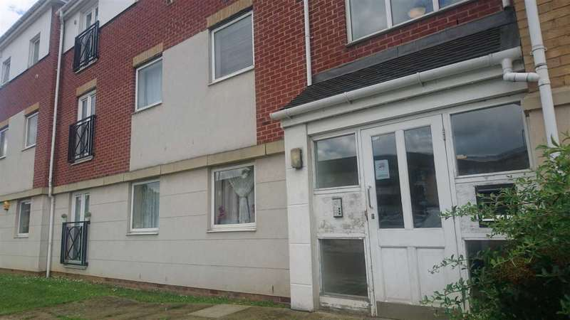 2 Bedrooms Flat for rent in Miles Drive, LONDON