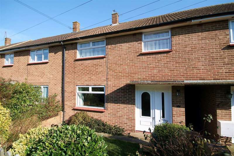 3 Bedrooms Terraced House for sale in Shipman Avenue, Canterbury