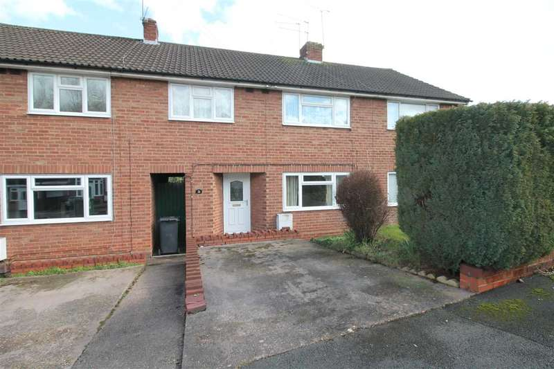 3 Bedrooms Terraced House for sale in Harport Road, Greenlands, Redditch