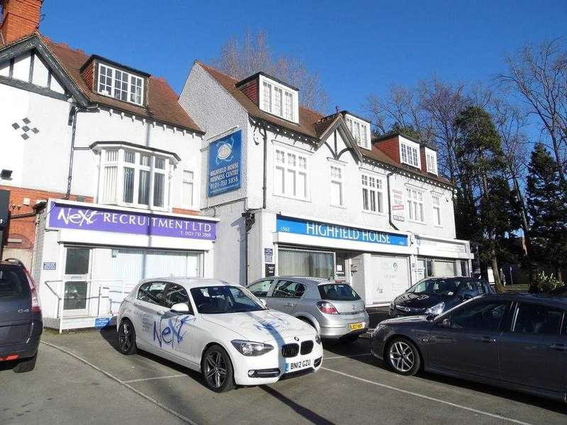 Commercial Property for rent in Stratford Road, Hall Green, Birmingham