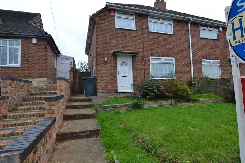 3 Bedrooms Semi Detached House for sale in Templeton Road, Great Barr, Birmingham