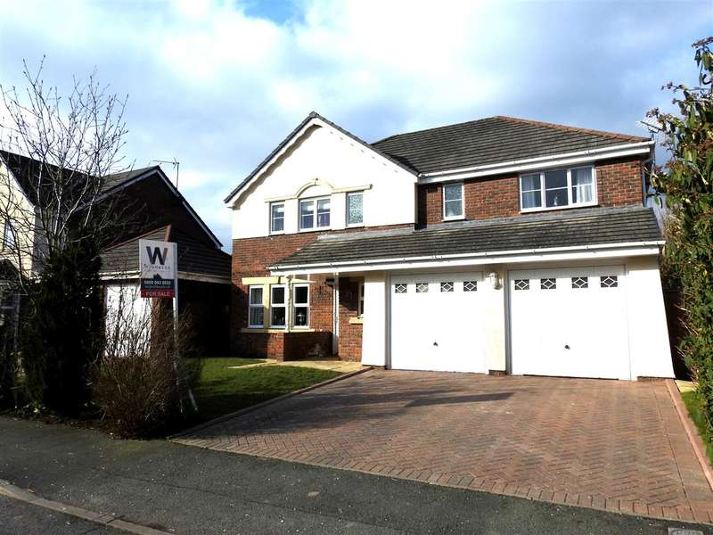 5 Bedrooms Detached House for sale in The Drive, Brockhall Village, Brockhall Village